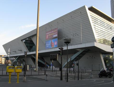 Paris Conference Centre Le Palais Des Congres De Paris