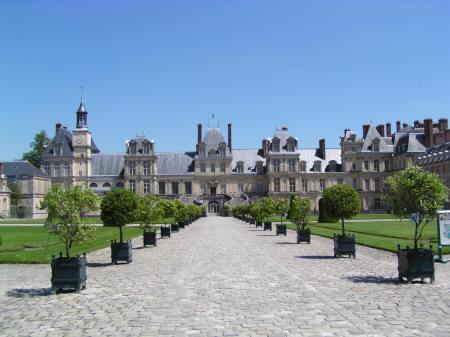 Introduction to fontainebleau ile de france for Hotel fontainebleau france