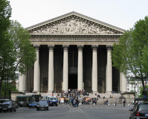 Patheon in Paris, Ile-de-France
